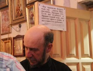 """Отец Николай Калабухов: """"Почему я должен бояться отморозков?"""""""