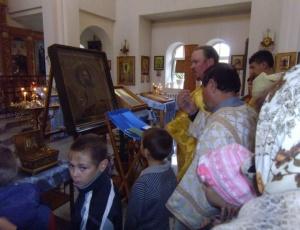 Христианские святыни в Чистоозерном районе