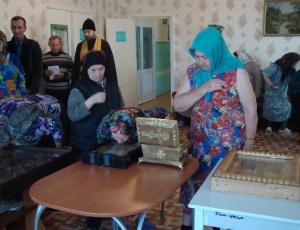 Крестный ход в Купинском районе