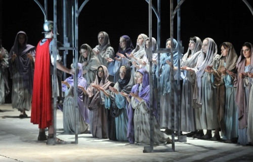 Мировая премьера оперы «Сим победиши» состоялась в Белграде