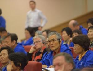 11 октября состоялся международный семинар «Религиозные общины за справедливость и мир»