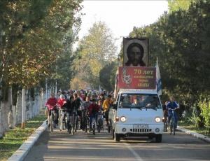 Вело-Покровский крестный ход в память о героях