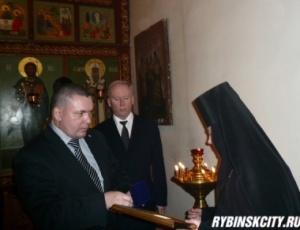 Настоятельница угличской обители награждена орденом Святого Страстотерпца Царя Николая