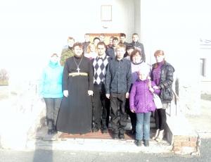 В Черепаново открылось третье православное молодежное объединение