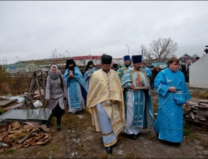 В праздник «Иверской» иконы Божией Матери состоялось соборное служение архиереев Новосибирской митрополии