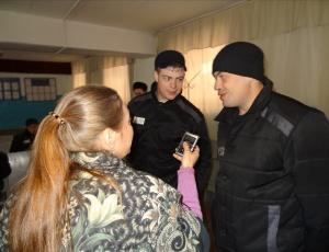 «Социально-востребованное кино» увидели осужденные исправительных учреждений ГУФСИН России по Новосибирской области
