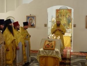 День тезоименитства Преосвященного Луки