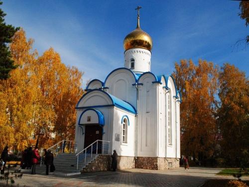 Храм  в честь Владимирской иконы Пресвятой Богородицы