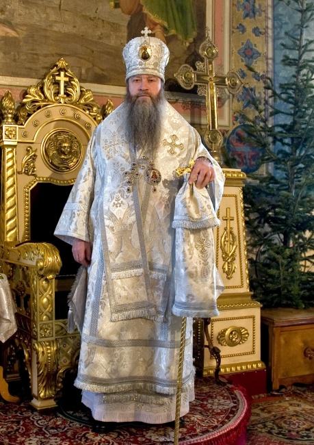 Рождественское послание Высокопреосвященнейшего Тихона, Митрополита Новосибирского и Бердского