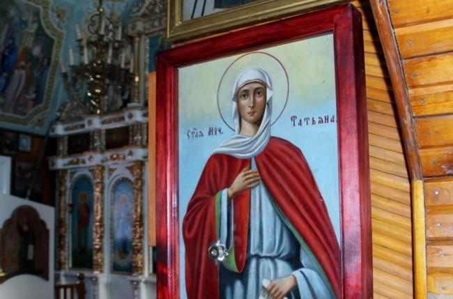 Икона святой мученицы Татианы с частицей мощей теперь доступна для поклонения