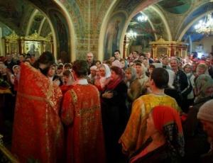 Святейший  Патриарх Кирилл: Причащайтесь чаще! (виде)