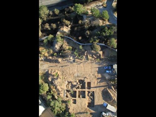 В Святой Земле обнаружены печать и руины фермы Лавры Саввы Освященного