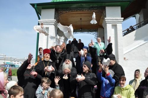 Епископ Барнаульский Сергий: «Вся наша работа – благовествование»