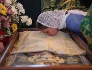 Святой старче Феодоре, моли Бога о нас!