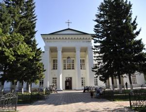 Начался прием документов от абитуриентов Новосибирской православной семинарии