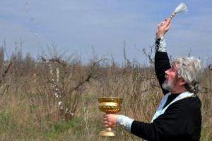 Урожайная молитва