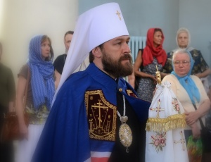 Митрополит Волоколамский Иларион: Мы поддержим того кандидата, которого изберет украинский епископат