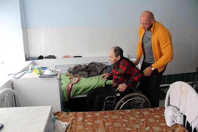 знакомство для инвалидов в городе новосибирске