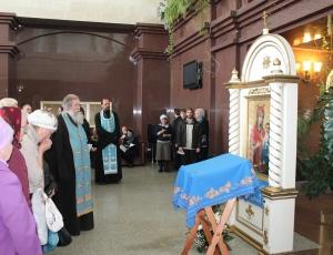 Открыта V православная выставка «Православная осень»