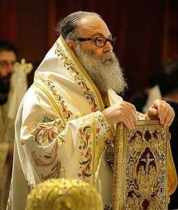 Антиохийский Патриарх посетит монастырь на Афоне, в котором принял постриг