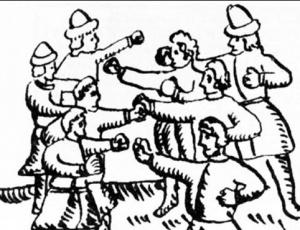 Можно ли православным драться?