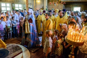 """Митрополит Тихон: """"История Церкви - это история святых людей"""""""