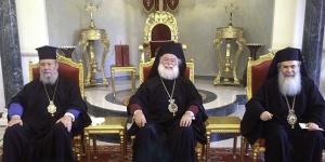 Юрисдикцию Катара обсудили ближневосточные Патриархи