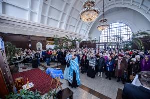 В Новосибирске начала работу VI выставка «Православная осень»