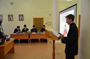 В Новосибирской семинарии обсудили вопросы современного духовного образования