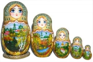 Юлия Панова. Матрешка