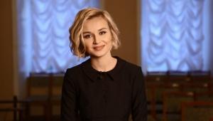 Полина Гагарина учит на онлайн-уроках основам вокала