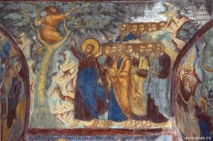 Разговор жестов – Закхей и Спаситель