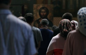 Диакон Павел Сержантов. Как правильно молиться в храме