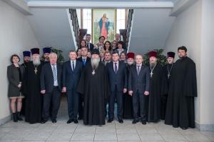 Подписано соглашение о сотрудничестве между Новосибирской Митрополией и Министерством образования Новосибирской области