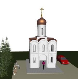 В старинном селе Кирза построят новых храм