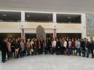 Первая международная студенческая олимпиада «Молодежь и евразийская политика XXI века»