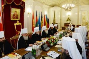 Митрополит Тихон включен в состав делегации Русской Православной Церкви для участия во Всеправославном Соборе