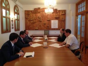 Глава Новосибирской митрополии встретился с Председателем комитета Государственной Думы по образованию