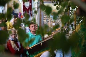 Священник Филипп Парфенов. О рассеянии христиан и будущем сборе урожая