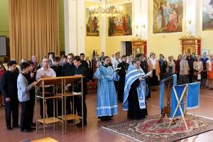 """Регентско-певческий форум """"Пою и разумею"""" прошел в Новосибирской семинарии"""