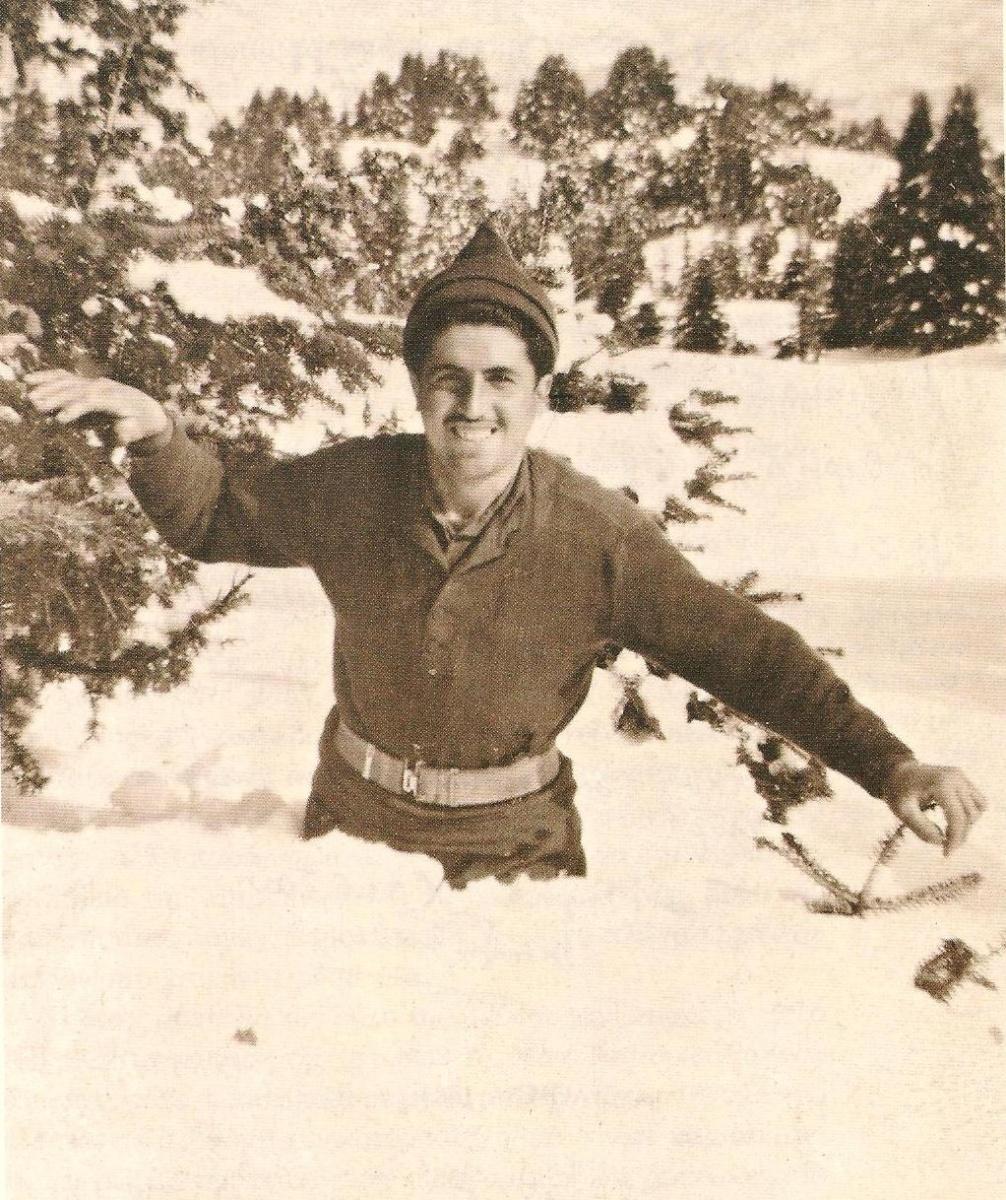 Охота на снежного человека видео смотреть