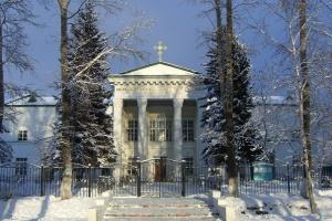 Митрополит Тихон встретился с профессорско-преподавательским составом Новосибирских Духовных школ