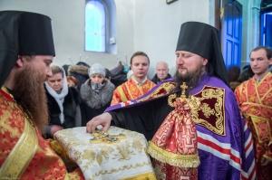 В епархиальном монастыре в честь Новомучеников и исповедников Церкви Русской состоялись престольные торжества