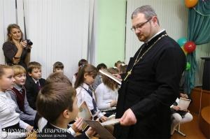 О роли духовника в православном учебном заведении