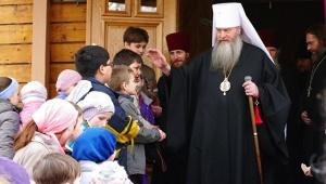 Митрополит Тихон: Задача Церкви — остановить расчеловечивание