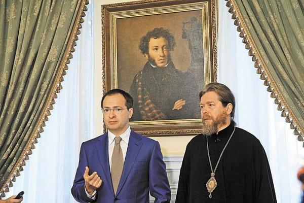 Министерство культуры и Церковь заключили «Пушкинский союз». Самых честных правил