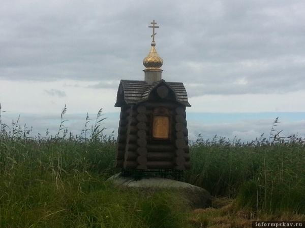 Часовня на месте Ледового побоища вновь обрела свою святыню