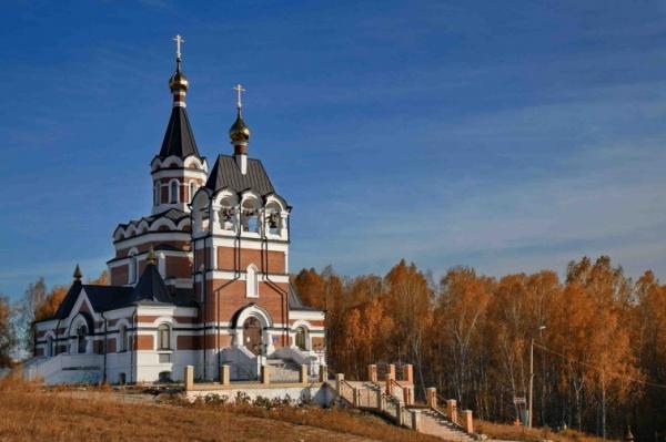 Искитимская епархия просит оказать содействие в сборе экспонатов и сведений для создания музея при храме на Святом источнике